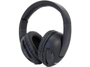 SYBA Black OG-AUD23042 Oblanc COBRA200BT Bluetooth V2.1+EDR Class 2 A2DP, AVRCP Headphones with Built-in Microphone