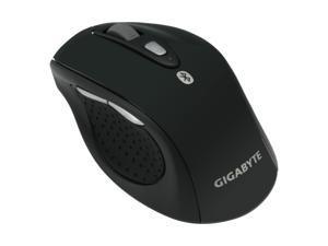 GIGABYTE M7700B GM-M7700B Noble Black 1 x Wheel Bluetooth Wireless Laser Mouse