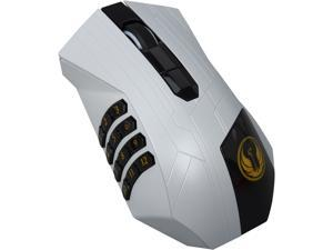 RAZER Star Wars: The Old Republic Silver/Black Wired / Wireless Mouse