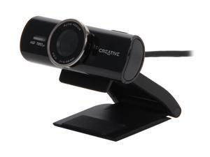 Creative 73VF075000000 Live! Cam Connect HD Webcam