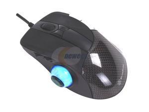 SilverStone SST-RVM01B Black Laser Mouse