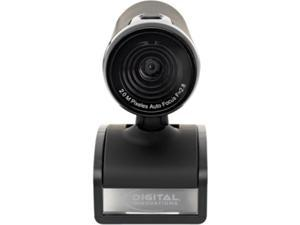 Digital Innovations ChatCam 4310800 Webcam - 2 Megapixel - Silver, Black - USB 2.0