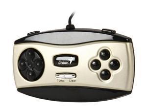 Genius MaxFire MiniPad V2 USB Game Pad