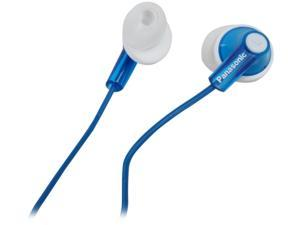 Panasonic Blue RP-HJE120-A Canal Earbud Headphone
