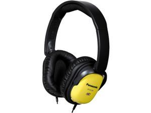Panasonic RP-HC200-Y Noise Canceling Headphones