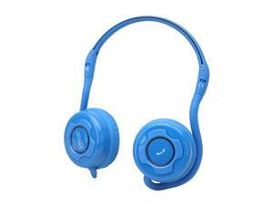 ARCTIC P311-Blue On-Ear Bluetooth Headset, ideal for Sports, 70 hours playback