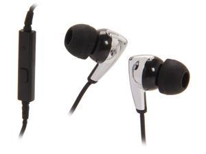 ARCTIC COOLING Silver E461-BM Earphone for Mobile Phones and Music Players