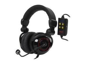 Rosewill 5.1-Channel Vibrating Gaming Headset- USB Connector - RHTS-8206