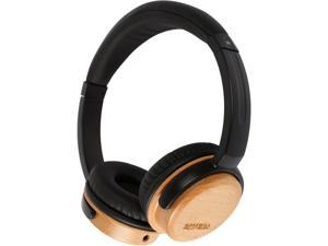 Rosewill Prelude Lite - RWH-002 - On-Ear Wood Headphones, Headset
