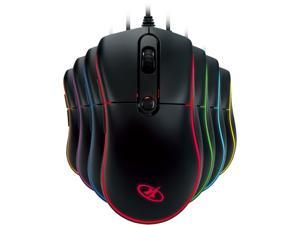 Rosewill NEON M55 - 6000 dpi RGB Backlit Mouse / Optical Wired Gaming Mouse