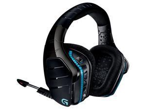 Logitech G933 USB Connector Circumaural Wireless 7.1 Surround Sound Gaming Headset