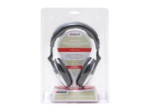 inland 87050 Circumaural Dynamic Stereo Headphone with Volume Control