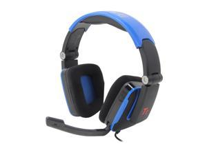 Tt eSPORTS SHOCK 3.5mm x2 Connector Headset -  Marina Blue