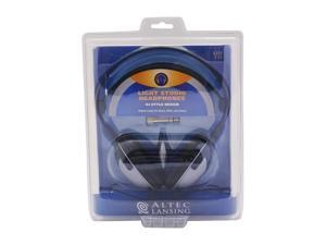 ALTEC LANSING AHP524 Circumaural Light Studio Headphone