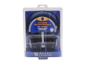 ALTEC LANSING AHP625 Circumaural Studio Headphone