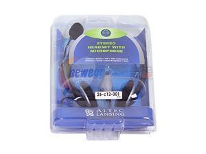 ALTEC LANSING AHS322 Supra-aural Stereo Headset