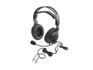 ALTEC LANSING AHS515 Circumaural Stereo Headset with Microphone