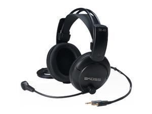 KOSS SB40 3.5mm Connector Circumaural Multimedia Stereophone