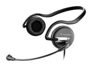 PLANTRONICS .Audio 645 USB Supra-aural Behind-the-Head Stereo Headset