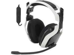 Astro Gaming A40 Circumaural Headset - White
