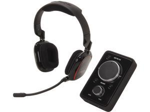 Astro Gaming A30 Circumaural Wired Headset + MixAmp Pro - Black