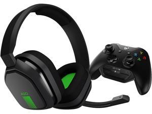 ASTRO Gaming A10 Gaming Headset + MixAmp M60 - Green/Black - Xbox One