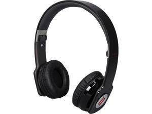 Noontec Black ZORO-BLK Supra-aural ZORO High Fashion Steel Reinforced SCCB Sound Technology Headphones