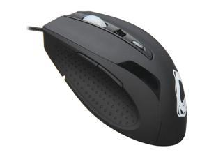 Ozone Gaming Gear OZRADON3K Black Wired Laser Mouse