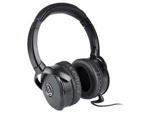 Audio-Technica ATH-2D-ANC50IS-RFB QuietPoint ATH-ANC50IS Active Noise-Cancelling Over-Ear Headphones (Refurbished)