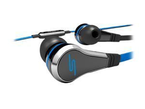 SMS Audio STREET by 50 Wired In-Ear Headphones - Black