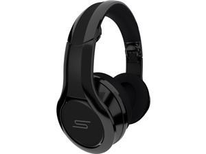 SMS Audio STREET by 50 Black SMS-DJ-BLK Wired DJ Headphones