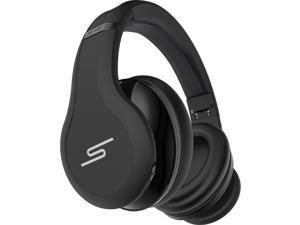 SMS Audio Black SMS-WD-FANC-BLK STREET by 50 Wired Over-Ear ANC Headphones