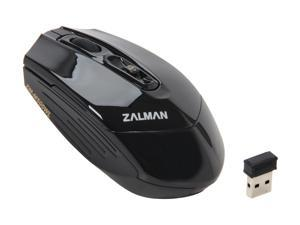 ZALMAN ZM-M500WL Black RF Wireless Optical Mouse