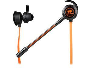 COUGAR Megara In-Ear Lightweight Gaming Headset for PC, Xbox One, and PS4