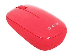 Choiix C-WM02-RR Red RF Wireless Laser Mouse