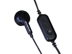 SCOSCHE soloBUD 3.5mm Handsfree Headset with Mono Earbud & Mic HP32M
