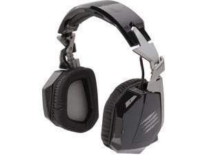 Mad Catz F.R.E.Q.3 Stereo Headset for PC, Mac, and Smart Devices Matte Black