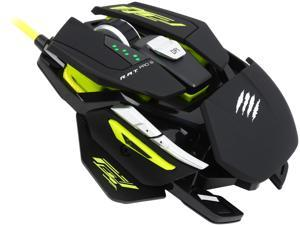 Mad Catz R.A.T. PRO S MCB4372200A6/04/1 8 Buttons USB Wired Optical Gaming Mouse