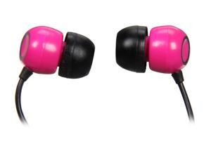 Pioneer Pink SE-CL07-P Canal Stereo Headphone (Pink)