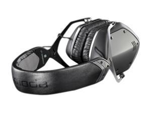 V-MODA Crossfade LP Over-Ear Metal Headphones in Gunmetal Black