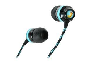 Skullcandy Ink'd Paul Frank Canal In Ear Bud, Black