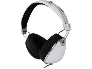Skullcandy Aviator White w/ Mic3 Over Ear Headphone S6AVCM-072 (2011 Model)