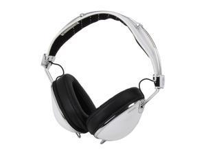 Skullcandy Roc Nation Aviator Over-Ear Headphones w/ Mic (White) - S6AVDM-158  (2011 Model)