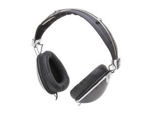 Skullcandy Roc Nation Aviator Over-Ear w/ Mic3 Over Ear Headphone - Black (2011 Model)