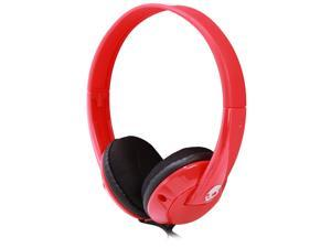Skullcandy Red/White UPROCK NON MICD RED/ WHITE Headphone, Red/ White