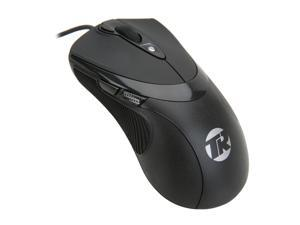 Tek Republic TM Black Wired Laser Gaming Mouse