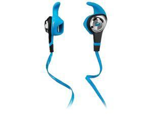 iSport Strive In-Ear Headphones w/ Apple ControlTalk by Mosnter - Strive Blue - 128953