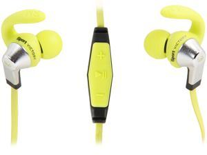 Monster iSport Victory In-Ear Headphone-Green