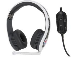 Monster Game 128973-00 MVP Carbon On-Ear Headset - White