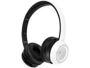 Monster Ncredible NTune On-Ear Headphone NC MH NTU ON WH CU - Frost White
